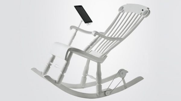 iRock Charging Chair