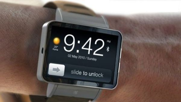 iWatch concept by Antorio Derosa