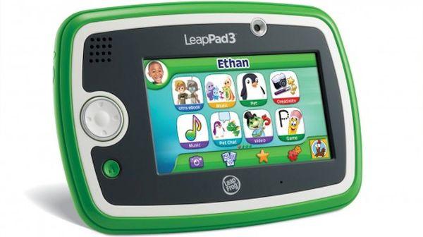 The LeapPad