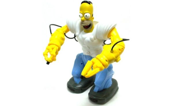 Homersapian  robotic toy