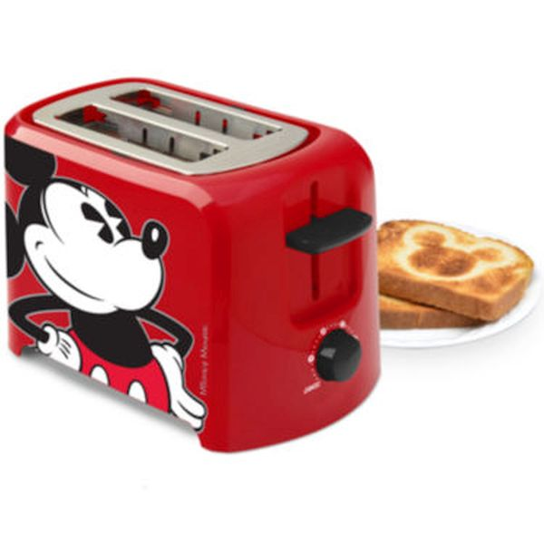 Mickey mouse and friends toaster