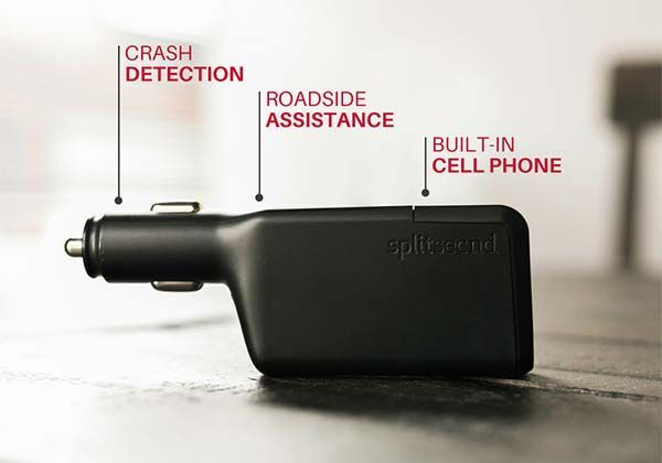 The splitsecnd smart emergency assistant