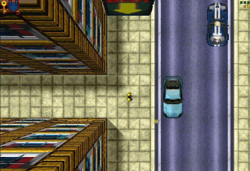 GTA- Original (1998)