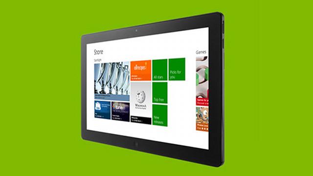 Tablet da Microsoft