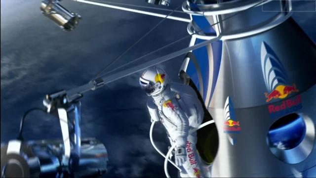 Câmeras no espaço.