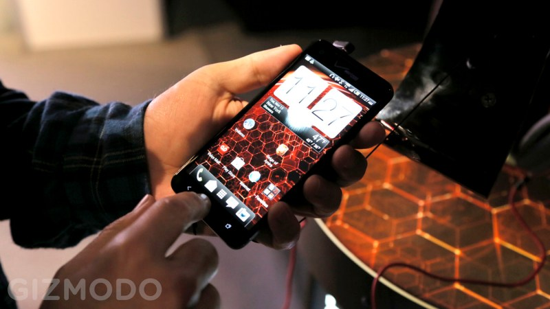 HTC Droid DNA.