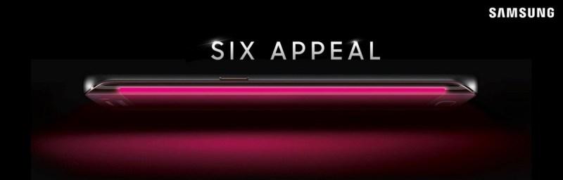Samsung Galaxy S6 Edge para T-Mobile