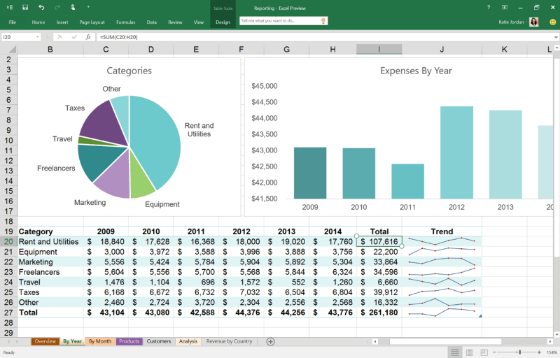 Office 2016 Preview para Windows (2)