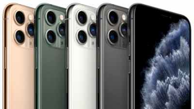 iPhone 11 Pro e suas cores
