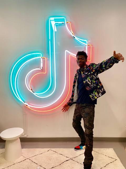 Rapper Lil Nas X