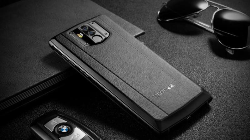 Smartphone DooGee N100
