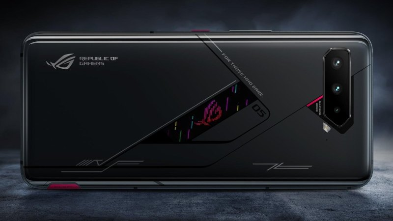 Asus ROG Phone 5S e 5S Pro