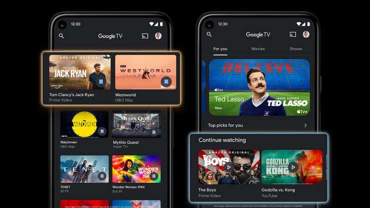 Como usar o novo aplicativo do Google TV