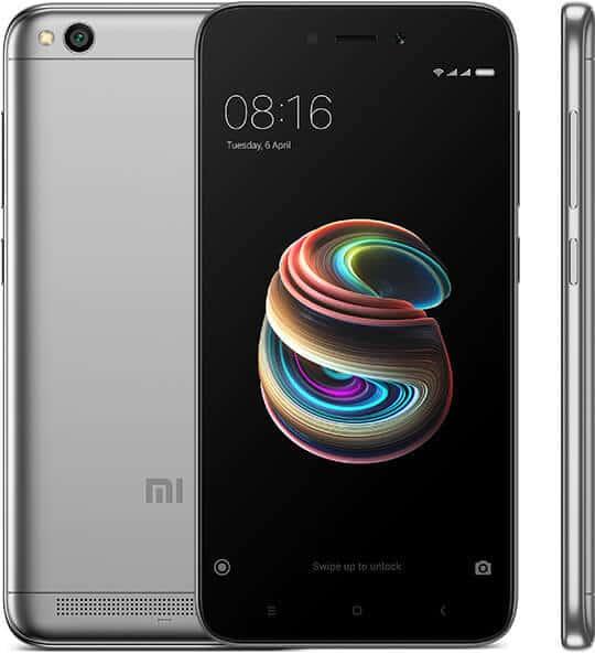 Spesifikasi Xiaomi Redmi 5A