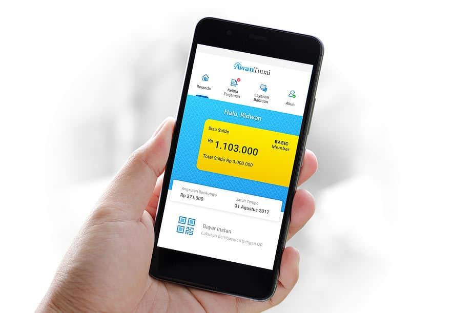 Startup Fintech Awantunai Beri Pinjaman Beli Ponsel Hingga Rp 4 Juta