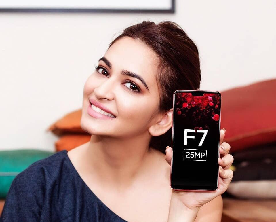 smartphone OPPO F7