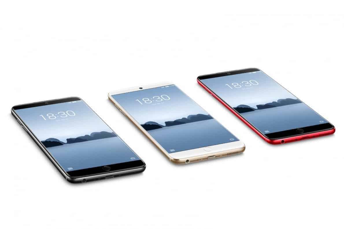Meizu 15 Lite, satu dari trio smartphone Meizu. Foto oleh androidheadlines.com