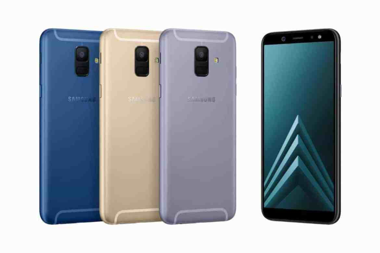 Duo Samsung Galaxy A6