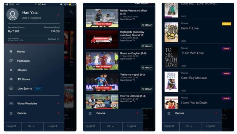 MaxStream, Aplikasi Piala Dunia 2018 untuk Pelanggan Telkomsel