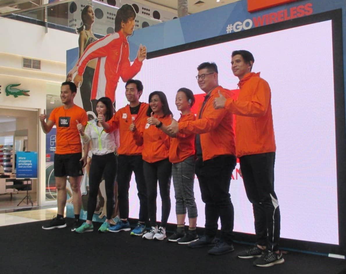 rilis sport earphone JBL Endurance hari ini
