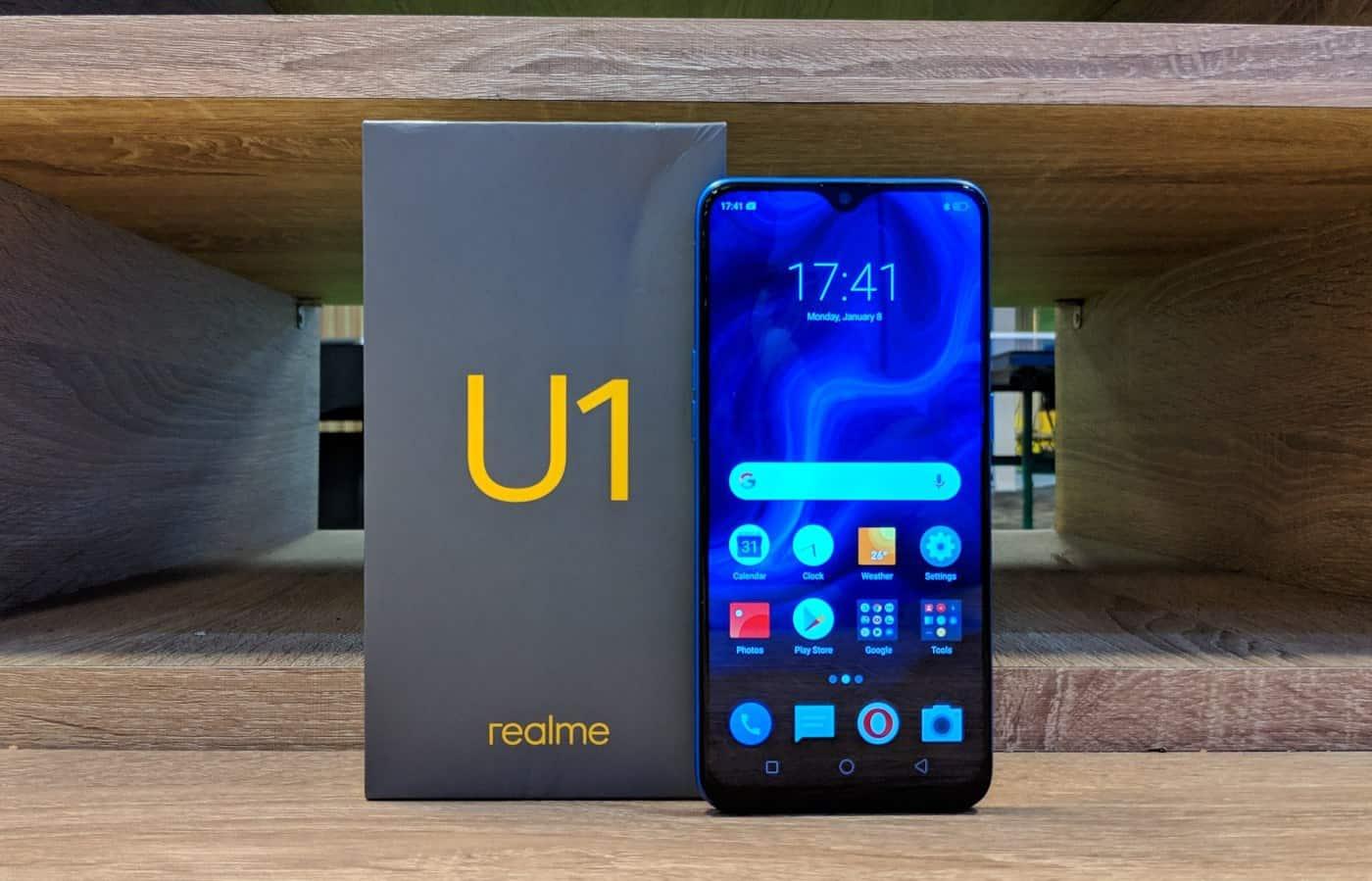 Review Realme U1: Smartphone Selfie yang Diperkuat Helio P70 - Gizmologi