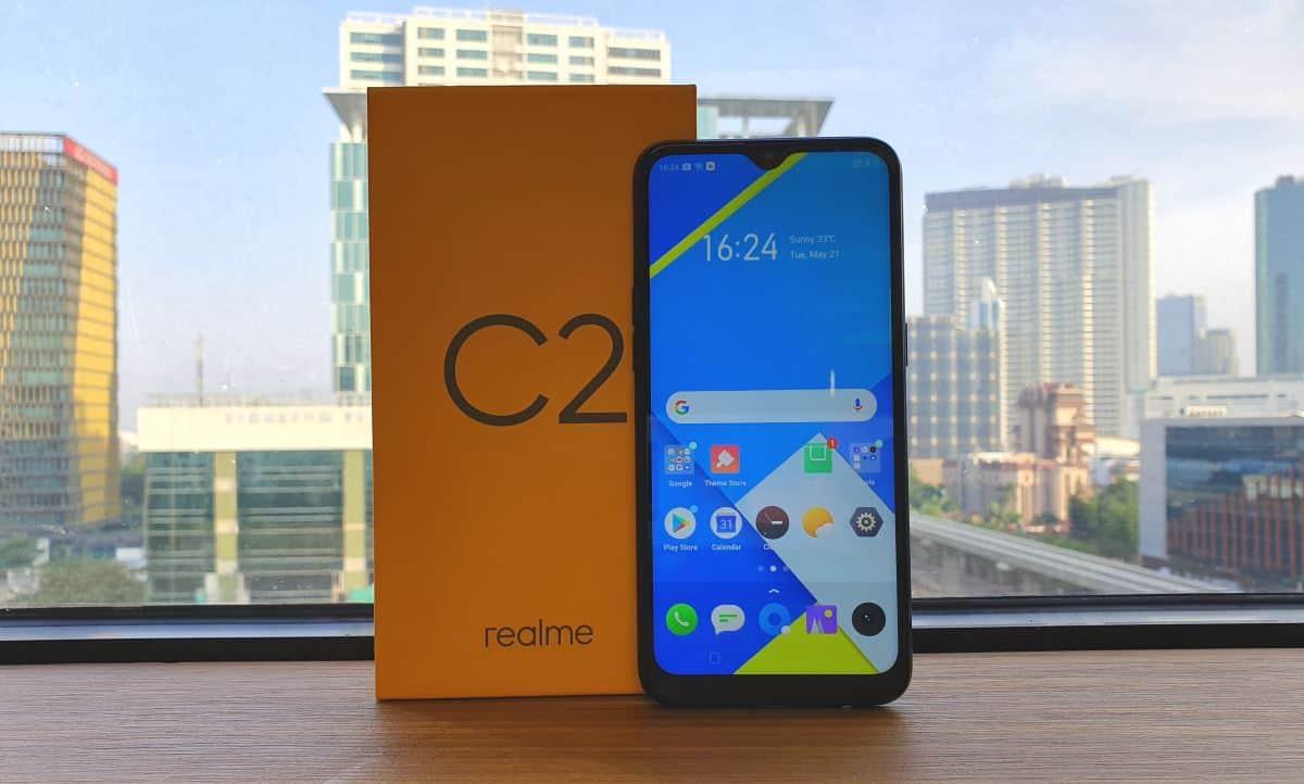 Spesifikasi Harga Dan Kelebihan Realme C2 Smartphone Entry Level
