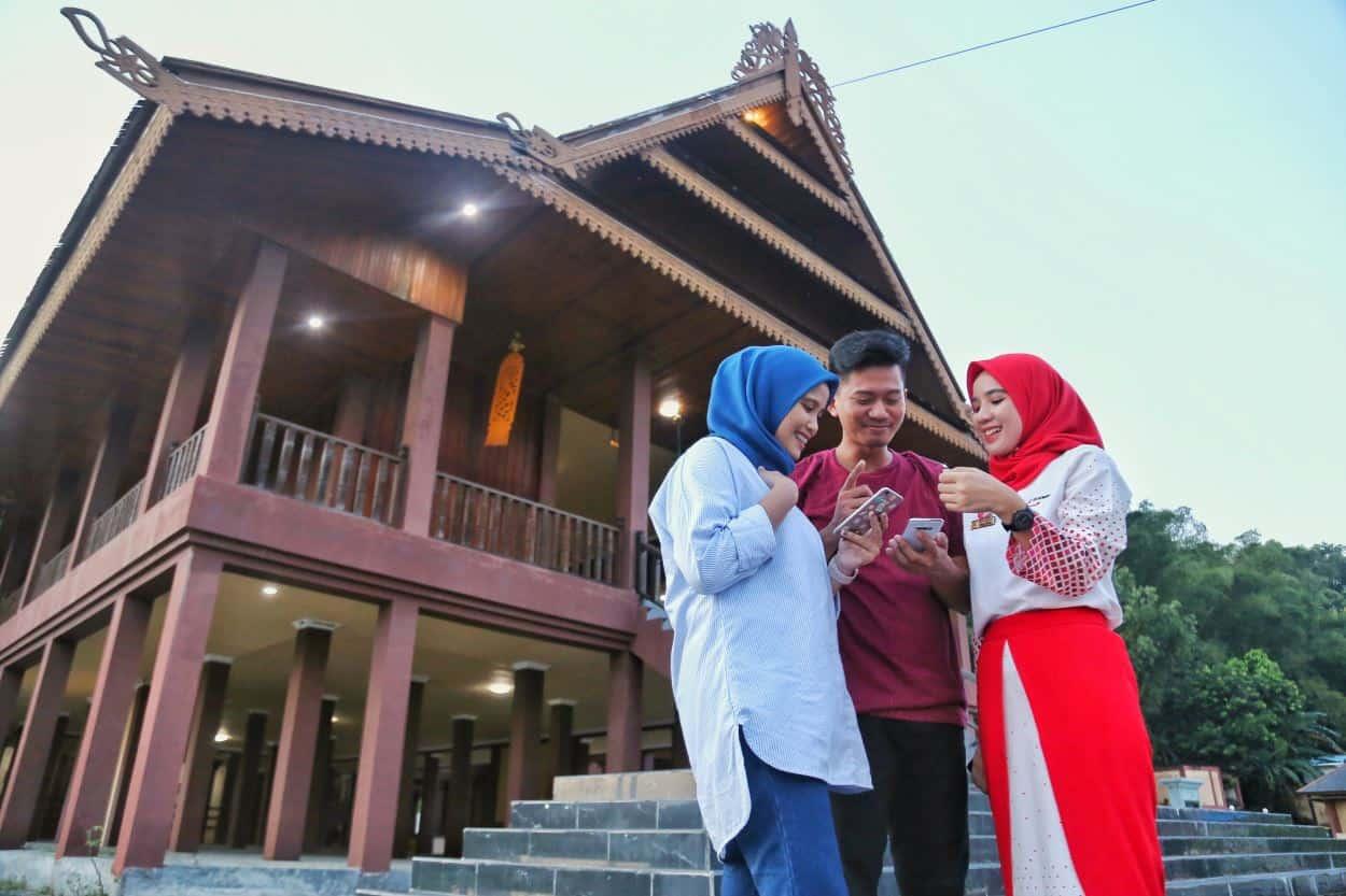 Layanan Telkomsel di Kalimantan