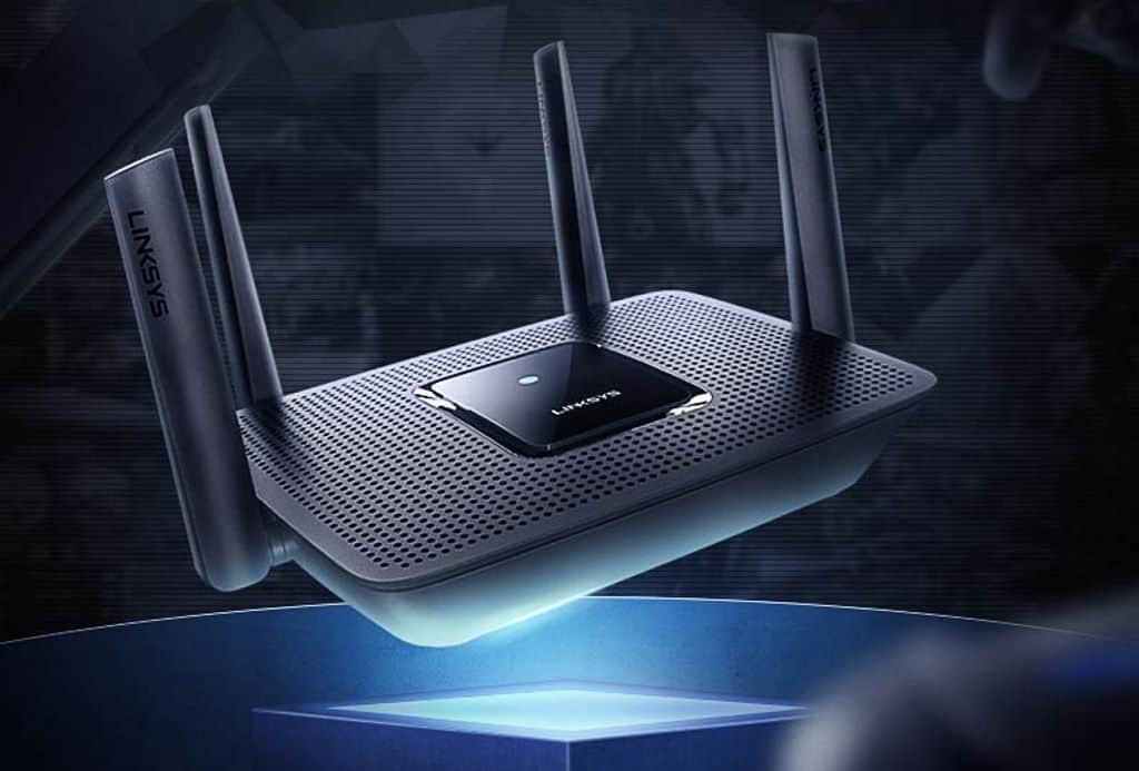 Router Linksys MR8330