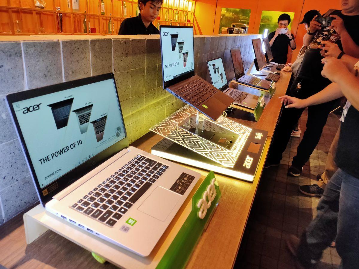 laptop dan desktop all-in-one terbaru Acer