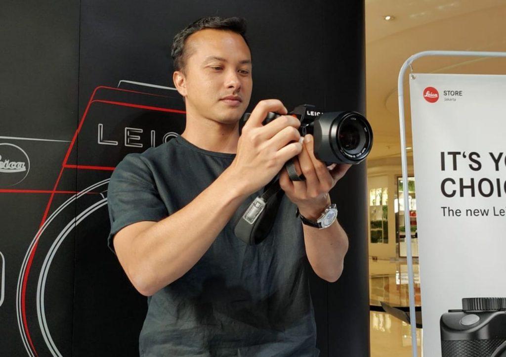 Nicholas Saputra Leica SL2