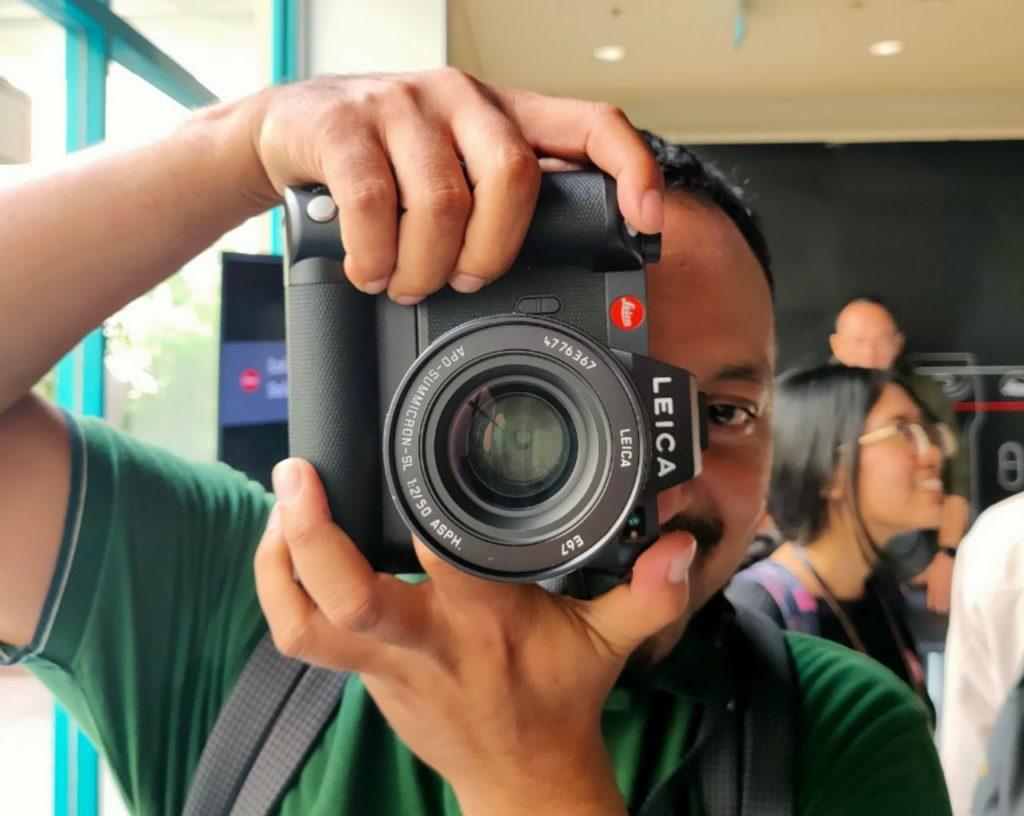 Spesifikasi Leica SL2
