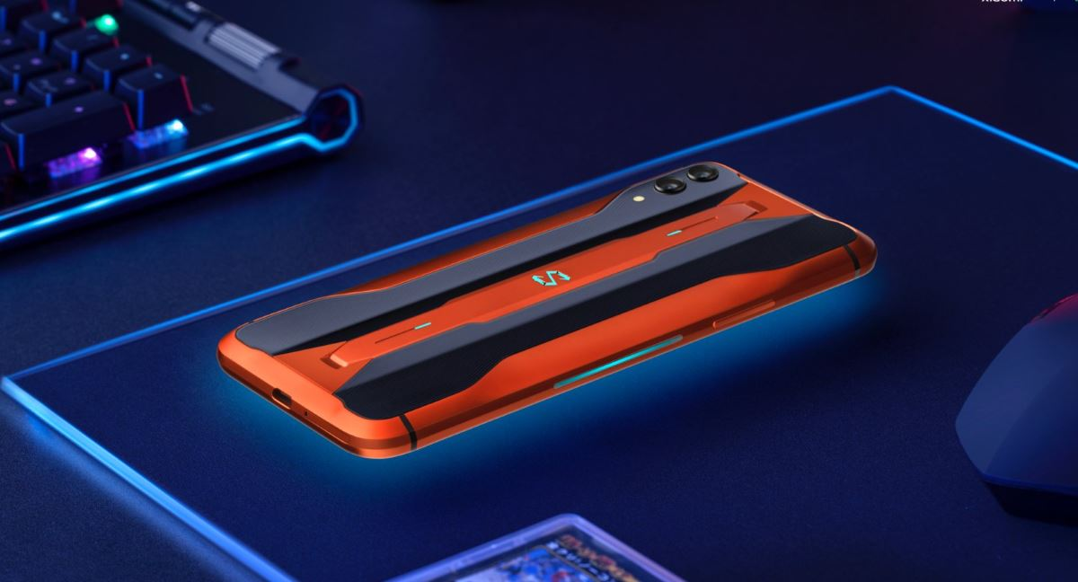 Black Shark 2 Pro Lava Orange