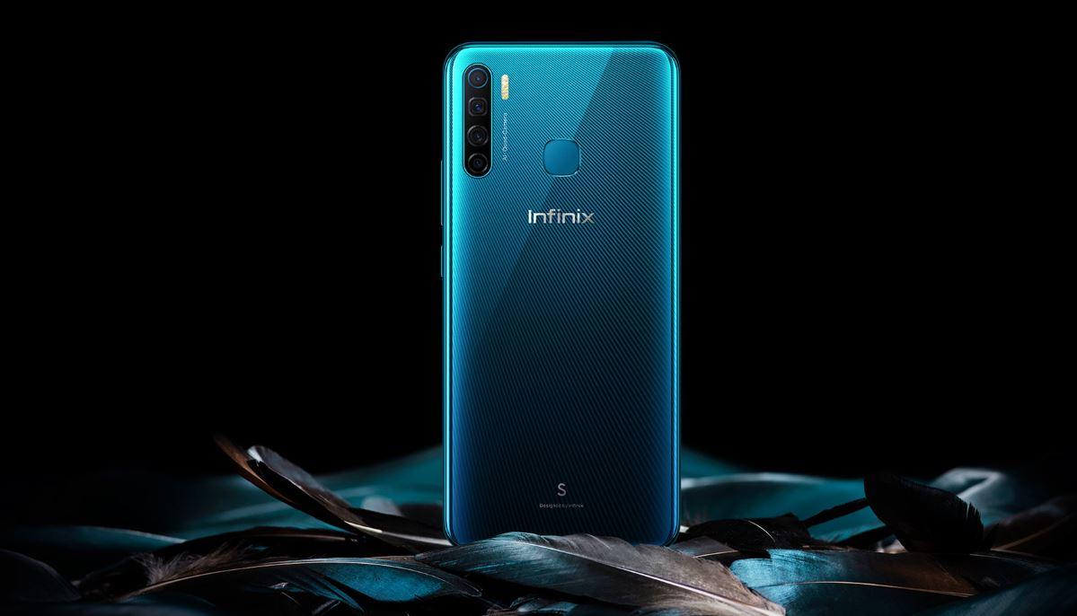Harga Infinix S5 smartphone