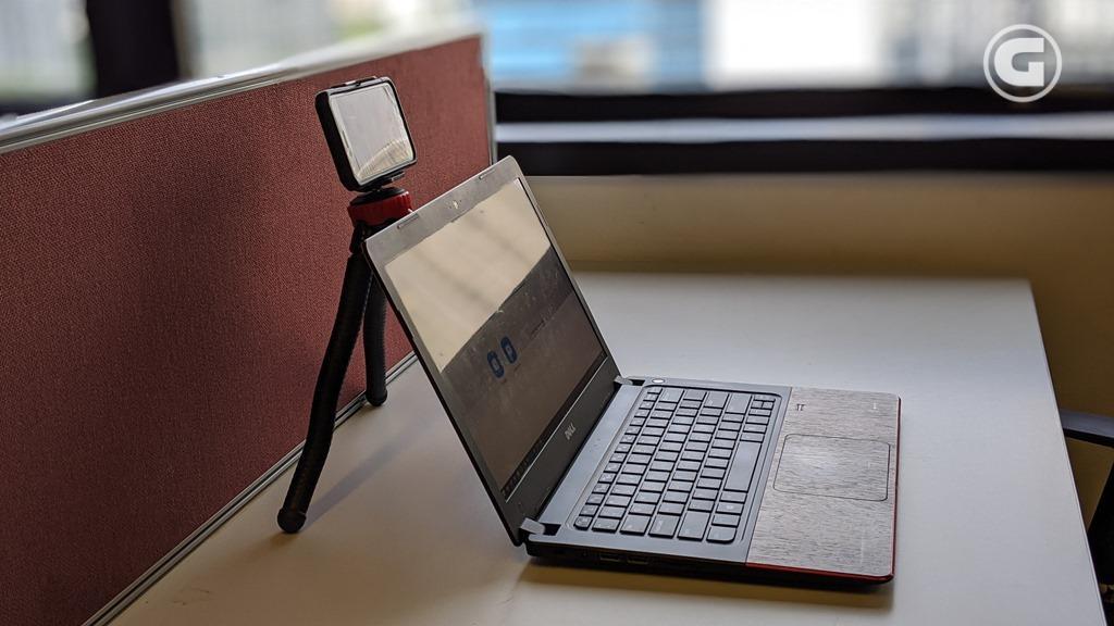 Kamera Smartphone Sebagai Webcam