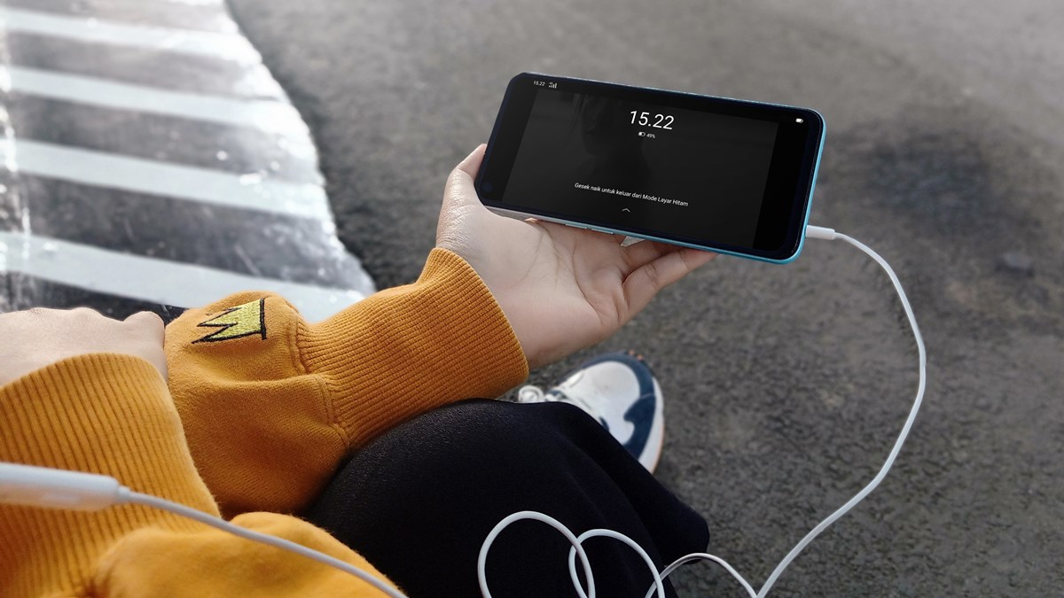 Smartphone RAM 8GB