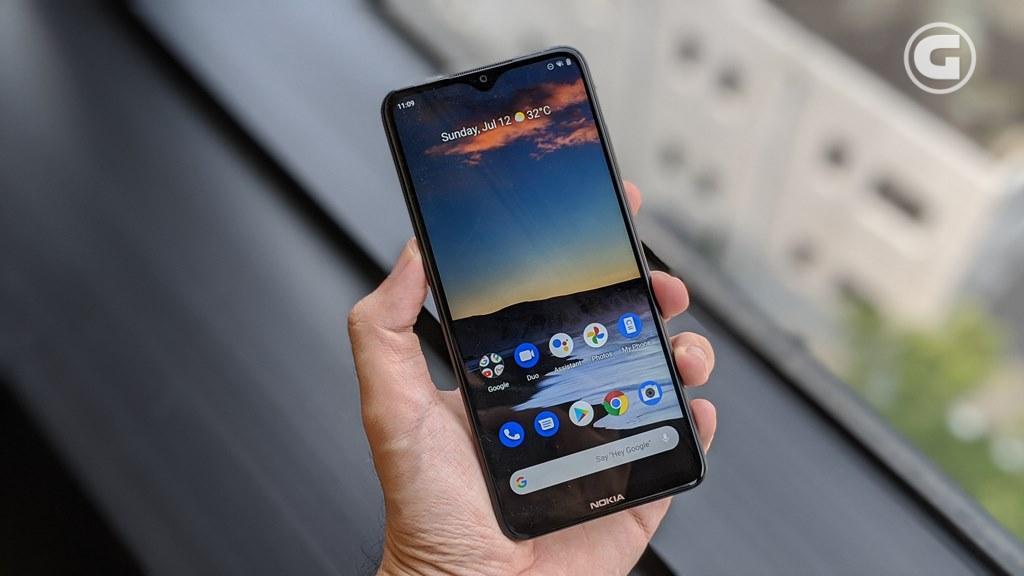 Layar Nokia 5.3