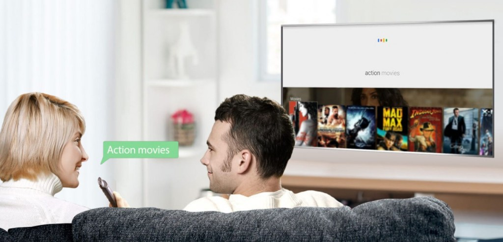 TCL 43A8 4K Android TV AI
