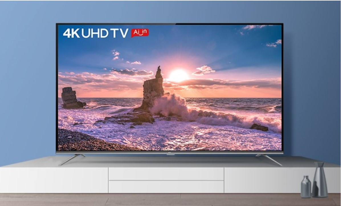 TCL 43A8 4K Android TV