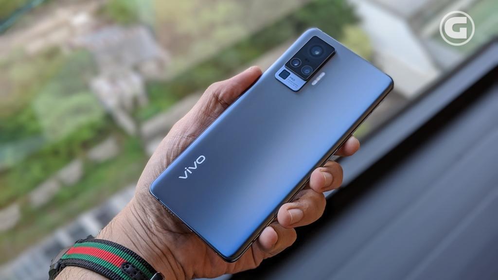 bodi belakang vivo X50 Pro