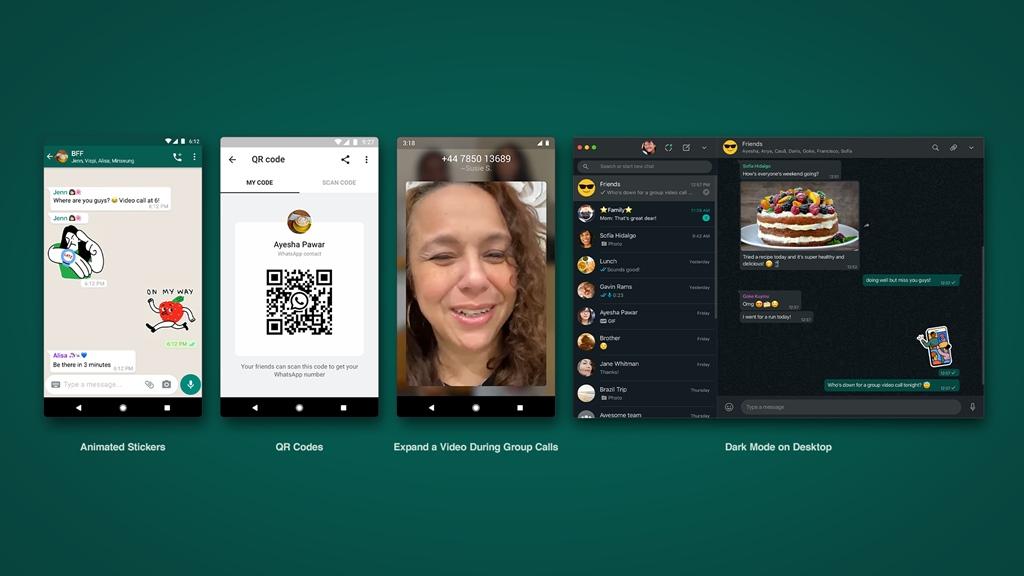 Fitur baru WhatsApp bulan Juli 2020