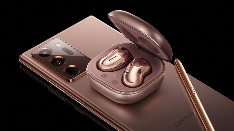 Samsung Galaxy Buds Live - Note20 Ultra