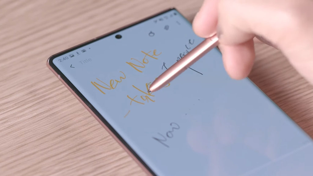S Pen Samsung Galaxy Note20