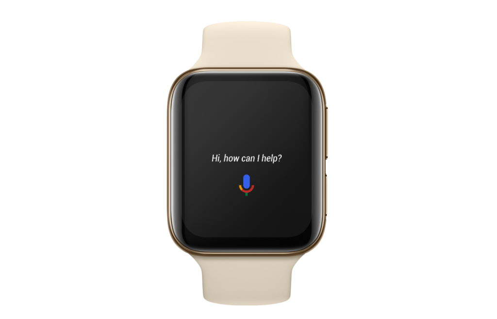 Google Assistant Wear OS