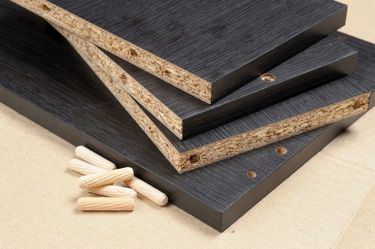 compressed wood
