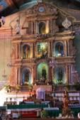 Philippinen: nichts bleibt für die Ewigkeit - Baclayon Church, Bohol 1
