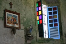 Philippinen: nichts bleibt für die Ewigkeit - Baclayon Church, Bohol 4