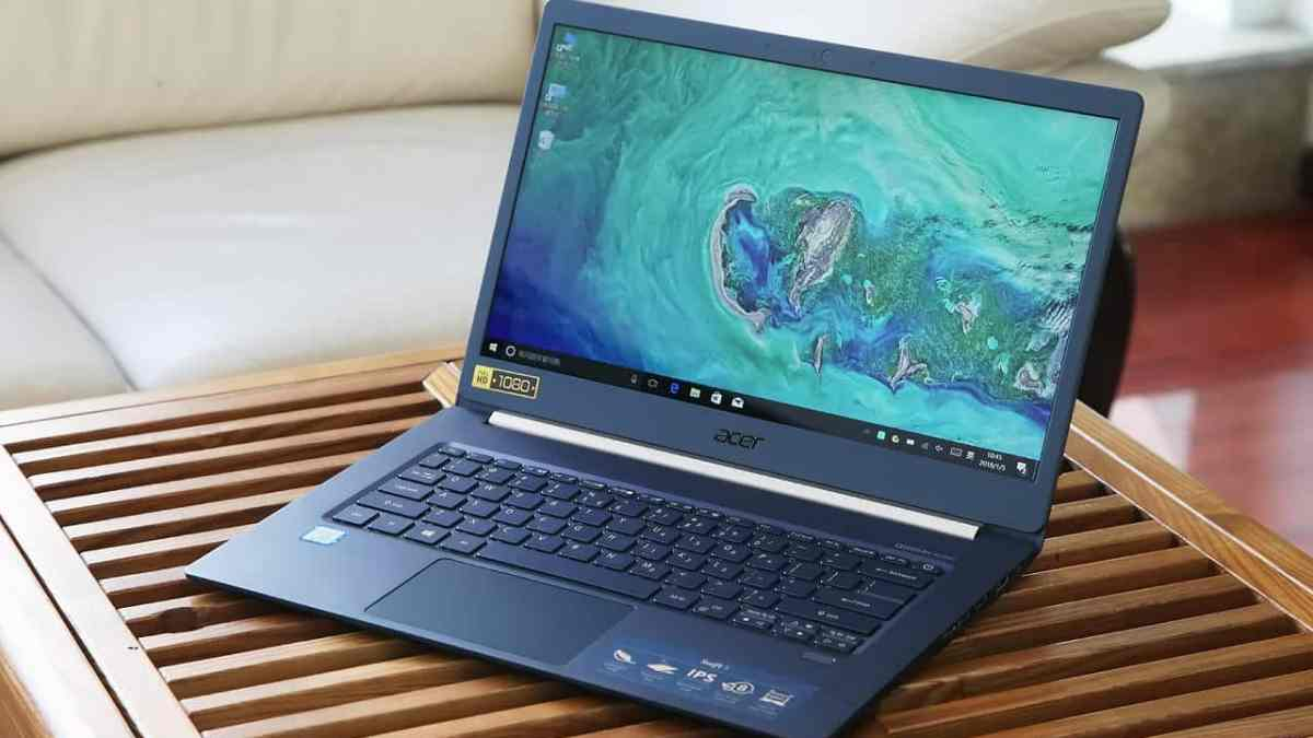 Acer Swift 5 – A Compact Powerhouse – Specifications, Impressions and All you need to know