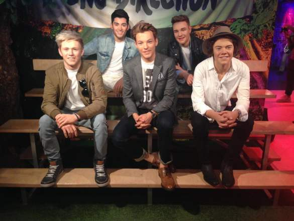 One Direction 10 Anniversary