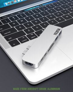 TEQTA USB-C Hub for Mac