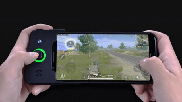 Android gaming mobile phones; a trend or just a gimmick